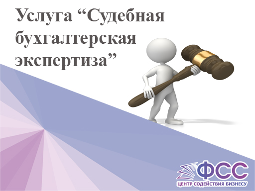 """Услуга """"Бухгалтерская экспертиза"""""""